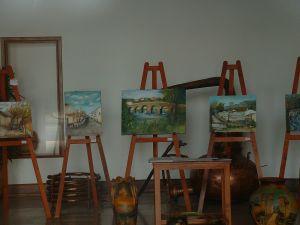 Expo Tudo o que é Belo me Encanta de Américo Delgado - photographie Virginia Manso